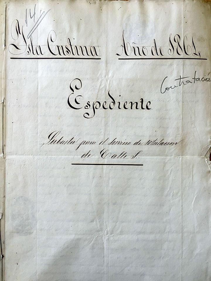 expediente 1861