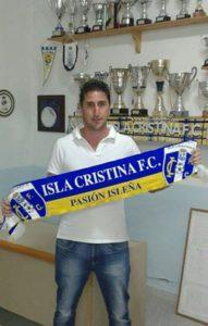 Jordi Vázquez será el nuevo entrenador del juvenil del Isla Cristina F.C.
