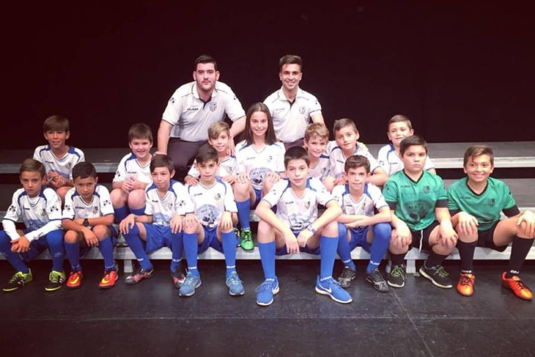 Lucia Estévez Convocada por la Selección Onubense para el Campeonato de Andalucía