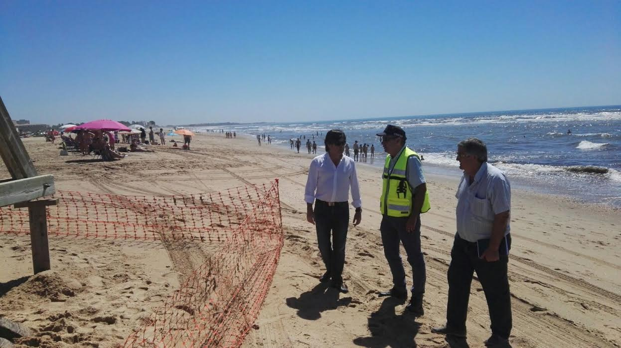 Concluyen las obras de reparación de la Pasarela de Madera de la Gola