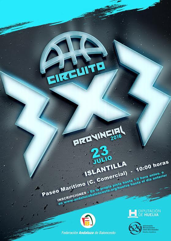 3x3 islantilla