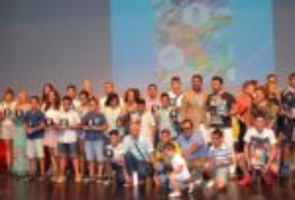 Gala del Deporte de Isla Cristina 2016