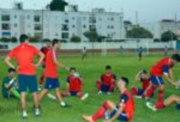 Buen partido del Isla Cristina FC ante el Recreativo de Huelva