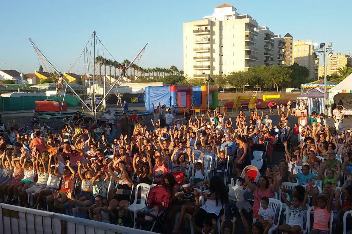 Festival Infantil de Islantilla 1