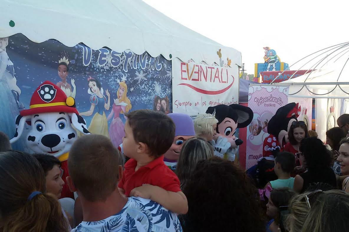 Festival Infantil de Islantilla 2