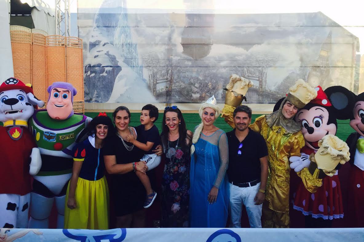 Festival Infantil de Islantilla