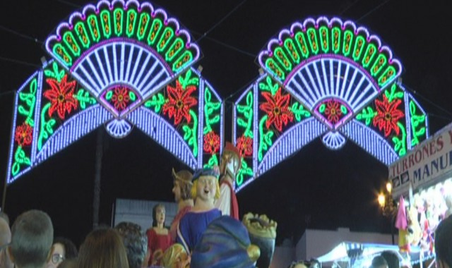 Isla Cristina disfruta ya de sus fiestas en honor a la Virgen del Carmen