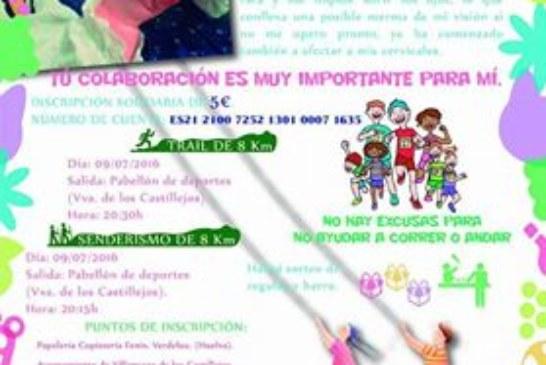 Castillejos celebra la Carrera S.O.S. Ayuda a Lucia