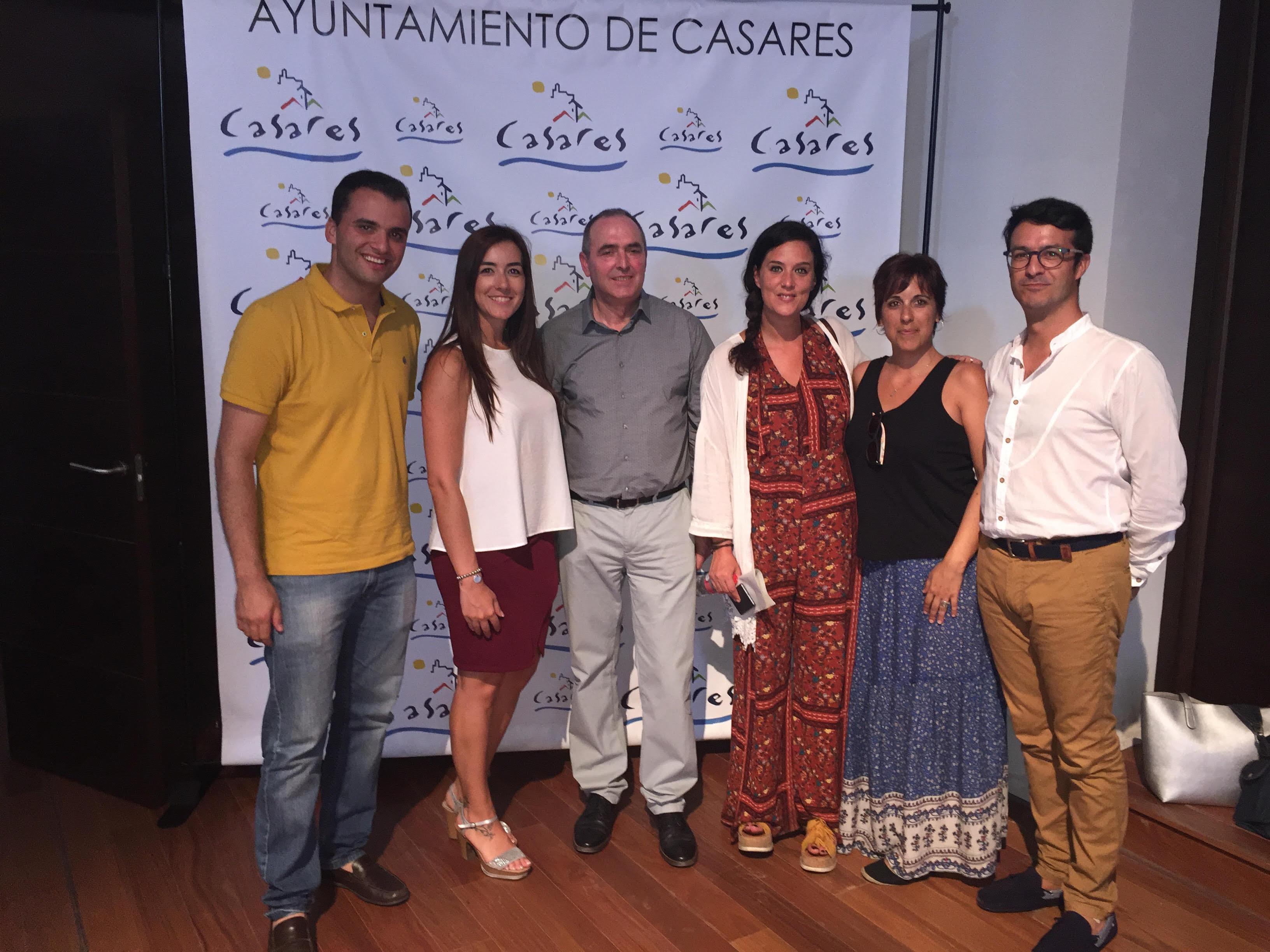 Isla Cristina presente en la 14ª edición de los Premios