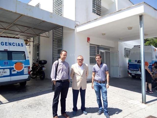 La Junta reforzará un año más el Centro de Salud de Isla Cristina
