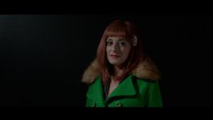 el abrigo verde