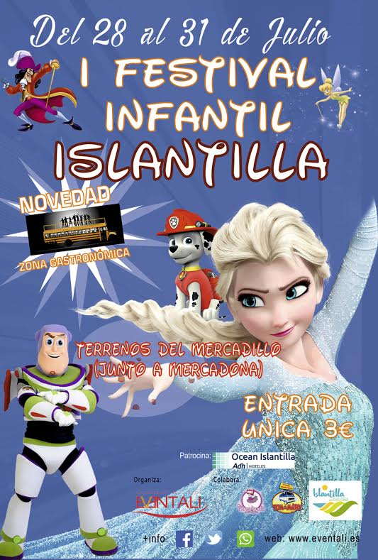 festival infantil islantilla 1