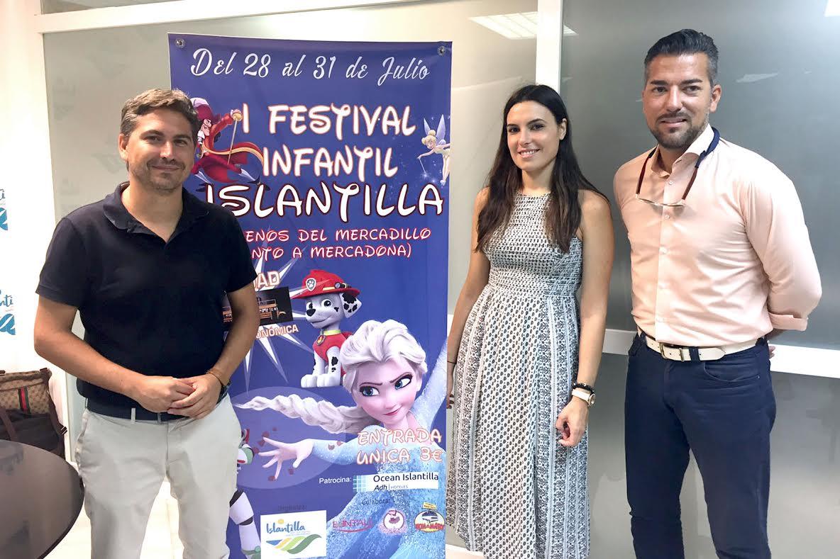 festival infantil islantilla