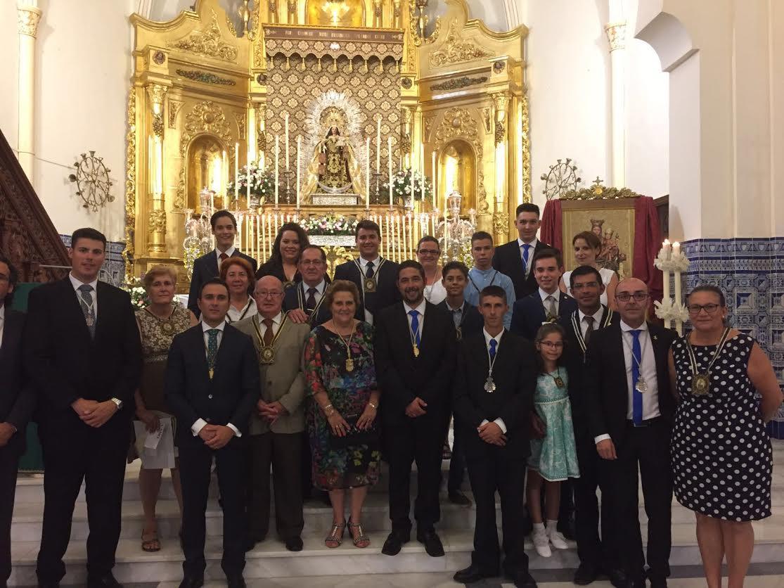 La Hermandades del Carmen y de la Bella de Isla Cristina se hermanan
