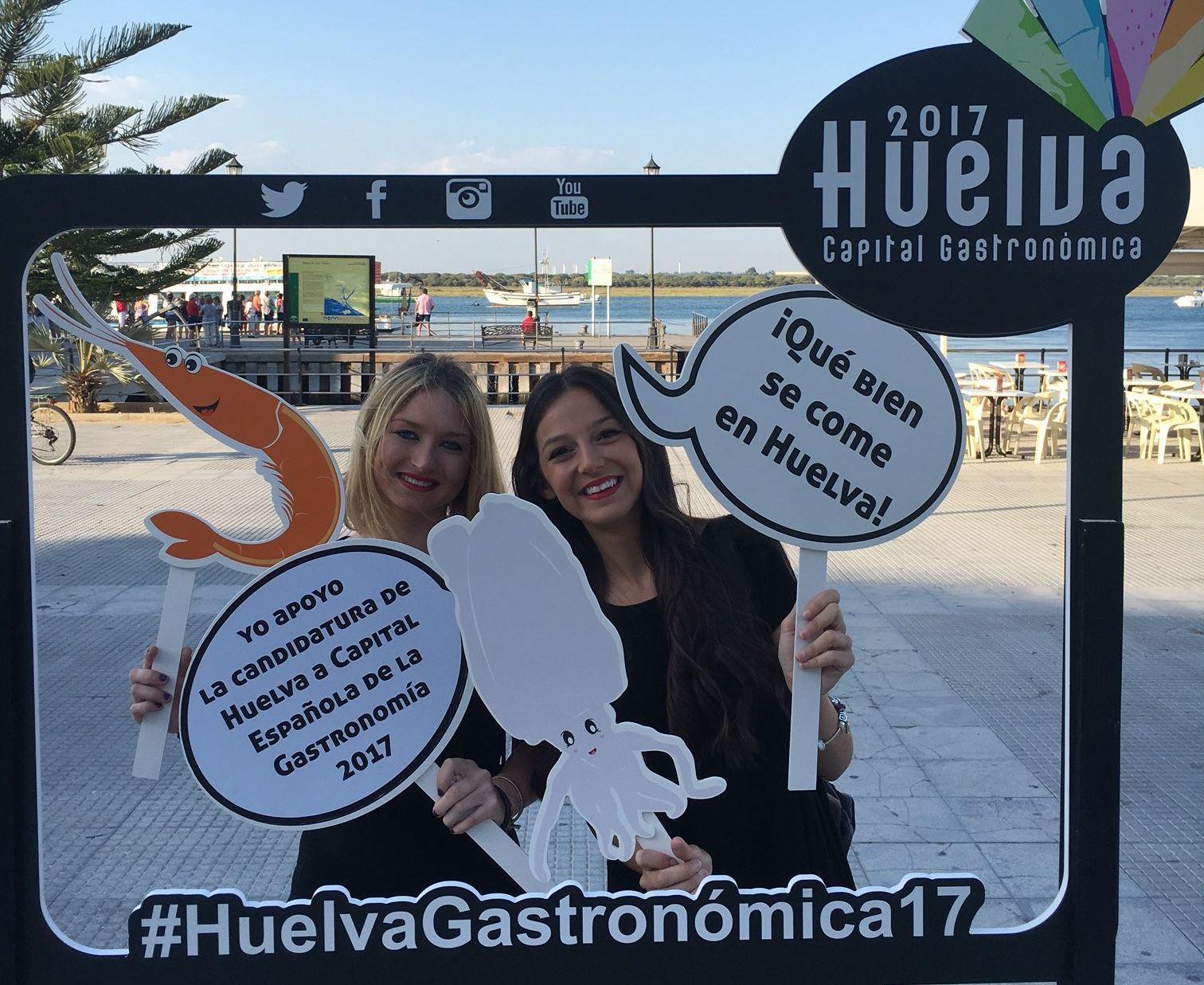 La campaña por la Capital Gastronómica visitará Isla Cristina
