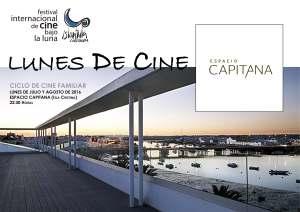 Lunes de Cine en Espacio Capitana de Isla Cristina