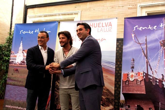 Hoy miércoles se estrena el vídeo de Manuel Carrasco promocional de la Provincia de Huelva