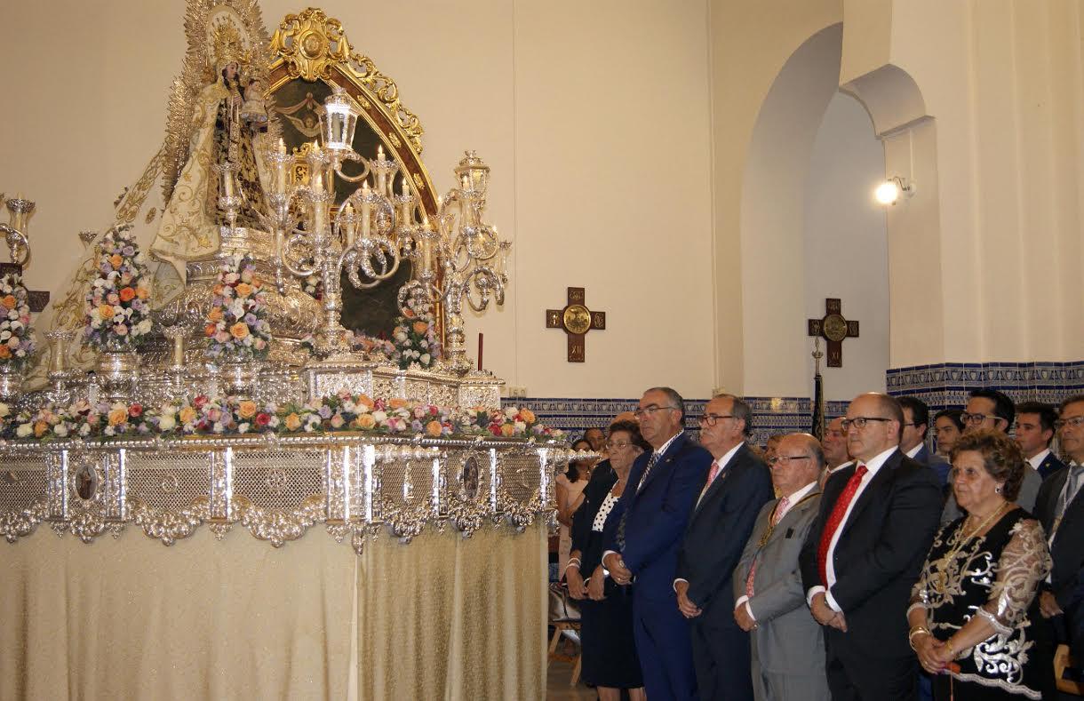 Isla Cristina celebra la Festividad de la Virgen del Carmen
