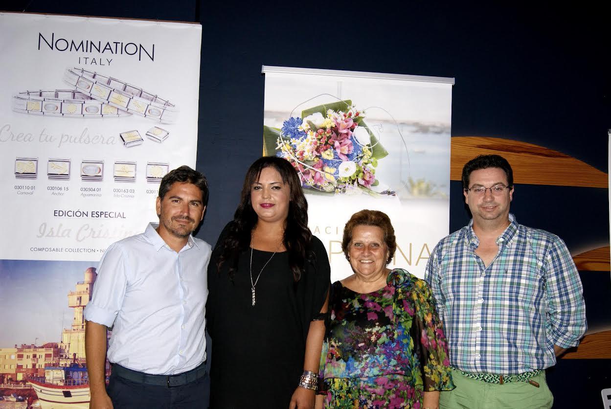 La firma italiana Nomination diseña una pulsera edición especial Isla Cristina con el link 'Un Mar de Luz'
