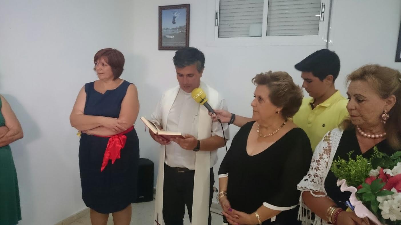 Inaugurado el Centro Cultural 'Pepe Félix Anastasio', sede de la Asociación de Vecinos 'San Francisco de Asís'