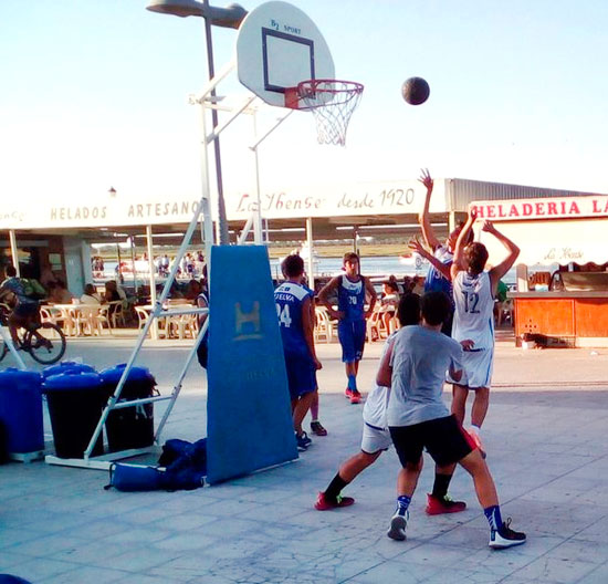 3x3 baloncesto