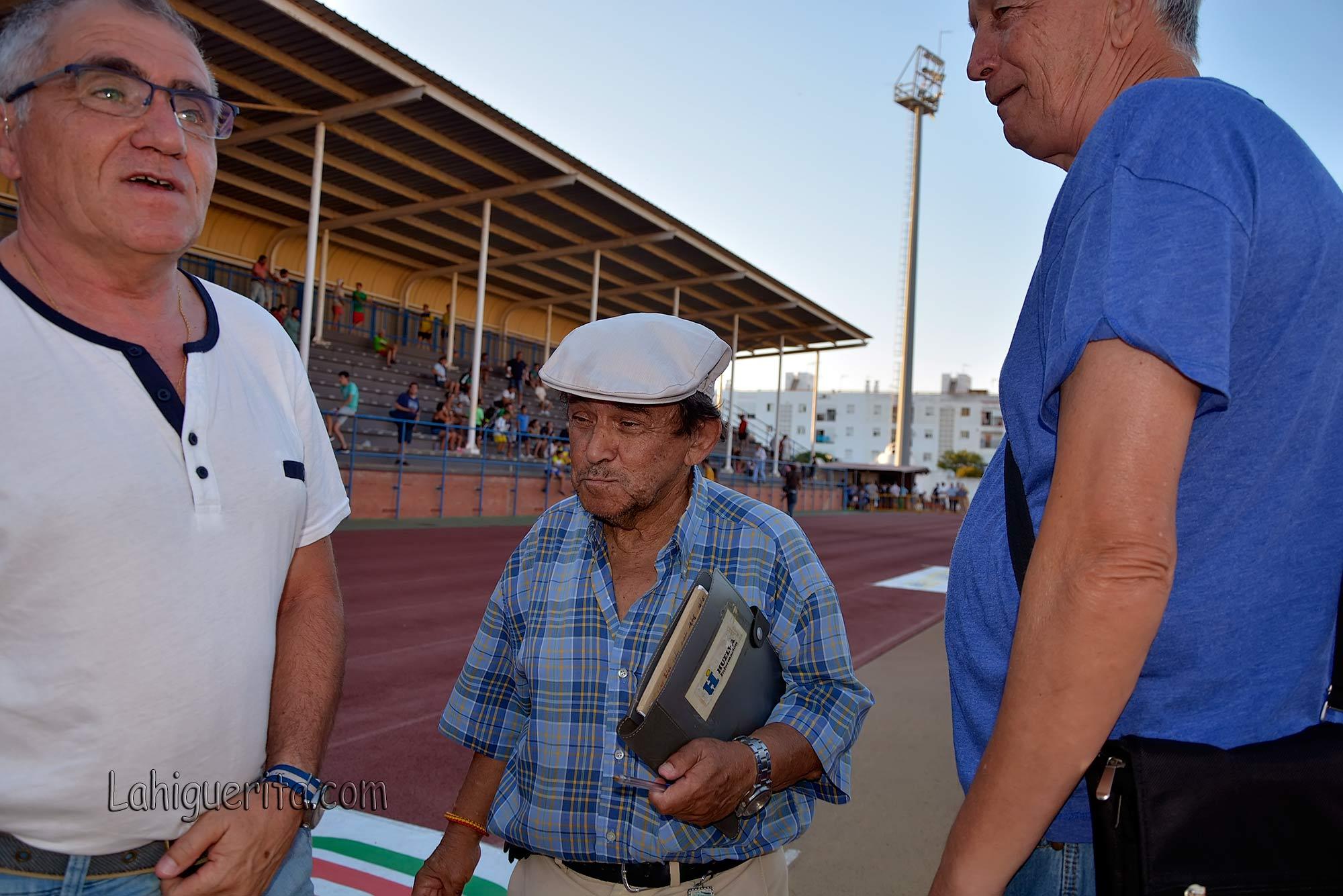 El Isla Cristina Logró su primera victoria de pretemporada antes el Olímpica Valverdeña