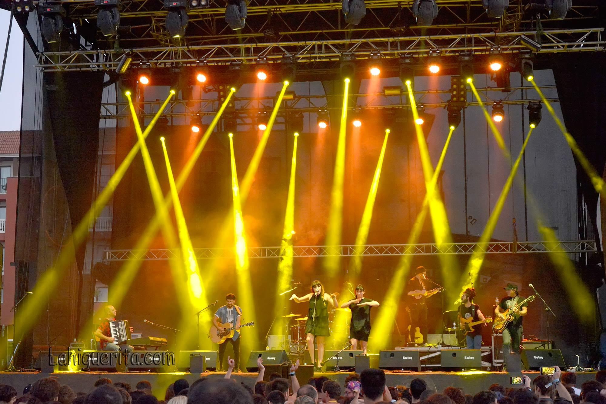 """IslaGo! Festival Isla Cristina """"Rozalen"""""""