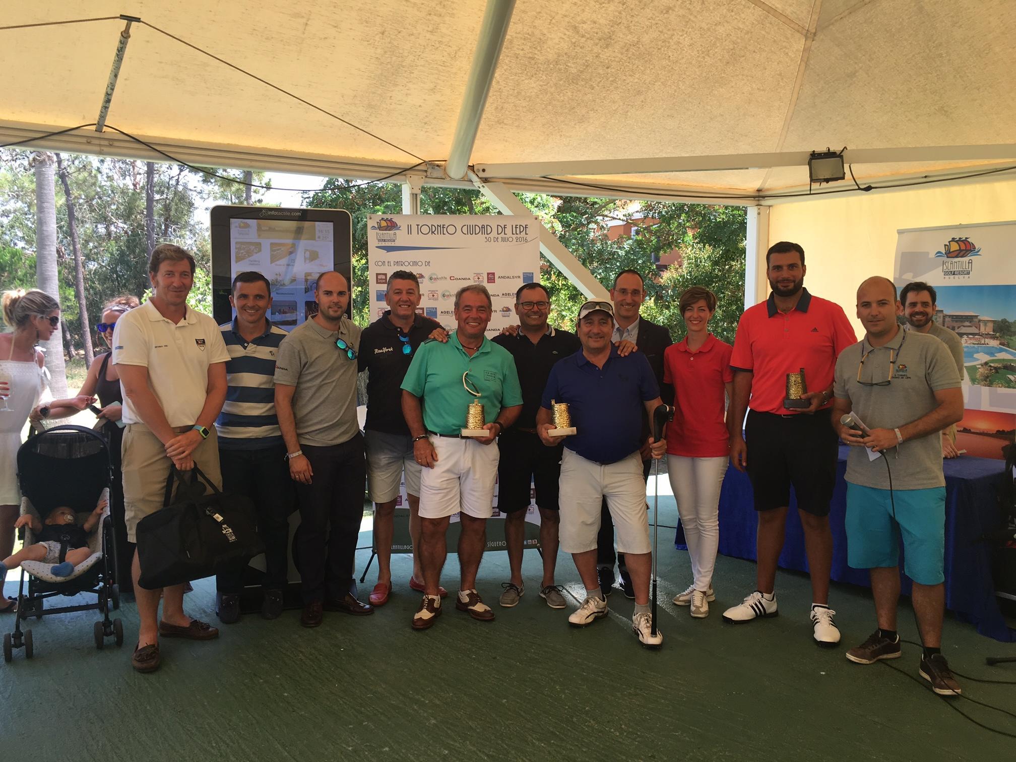 Torneo de Golf 1