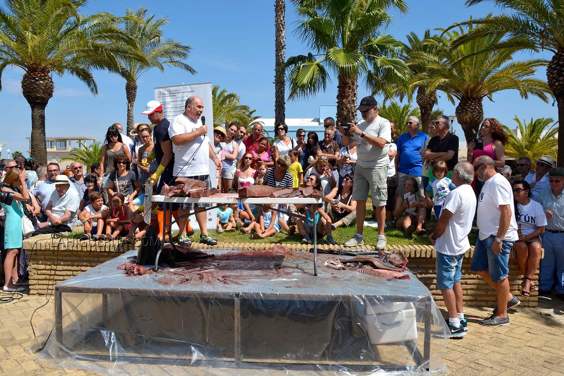 Isla Cristina volverá a convertirse en la capital mundial del atún del 4 al 11 de septiembre