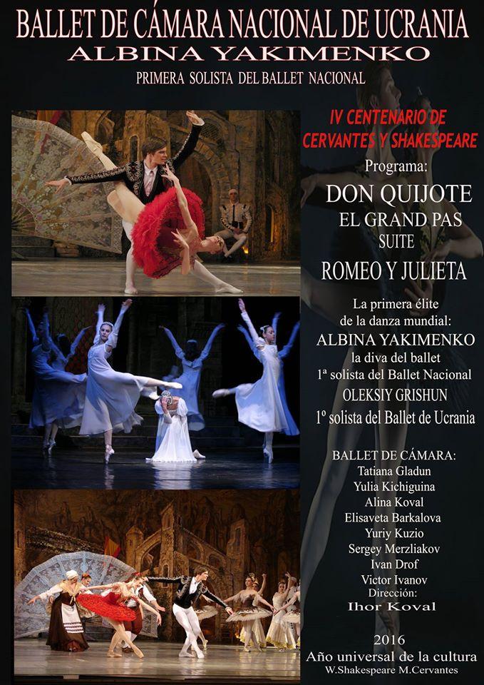 ballet ucrania