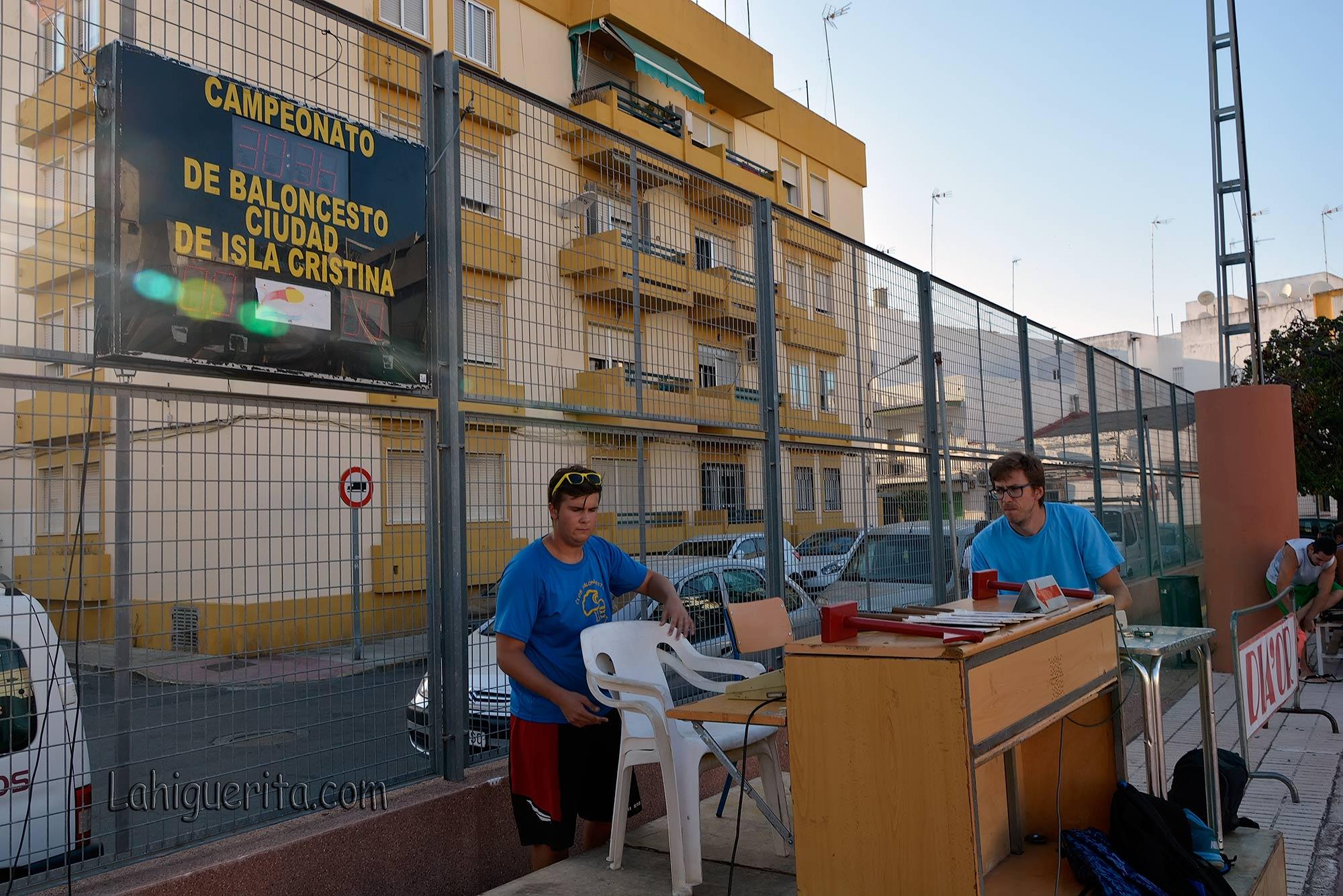 Qué Rico hijo Campeón del Torneo Internacional de Baloncesto Ciudad de Isla Cristina