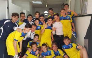 Amistoso entre los cadetes del Isla Cristina FC & Recreativo de Huelva
