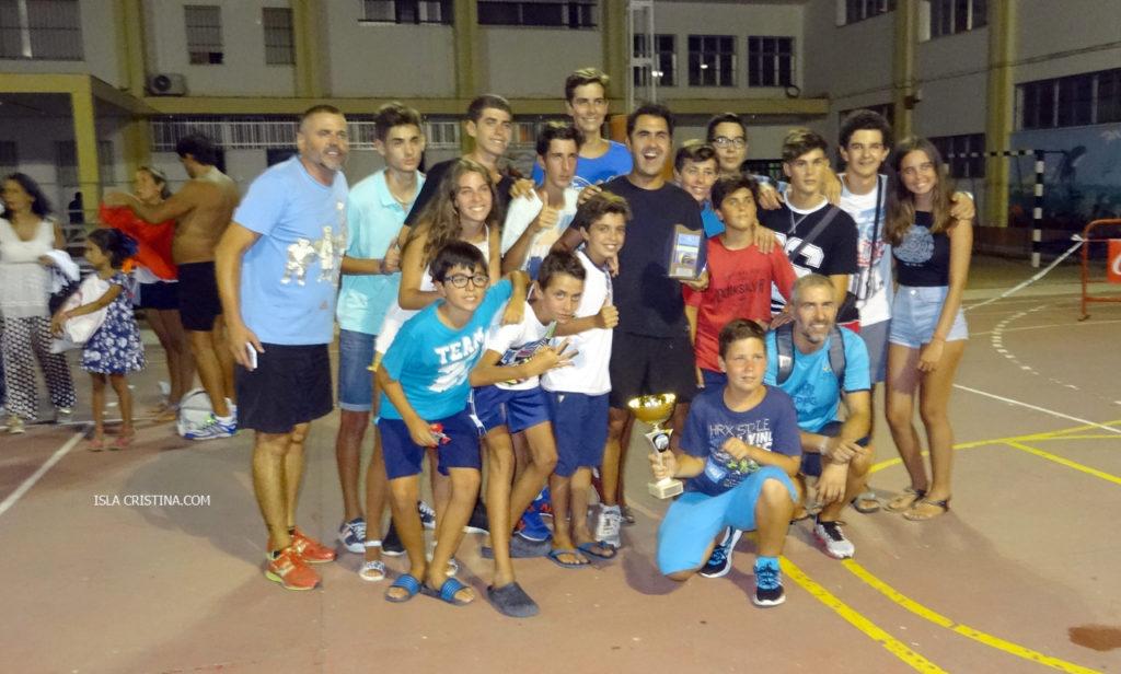 """El Pipirigaña Campeón del XXIII Torneo de Voleibol """"Periódico La Higuerita"""""""