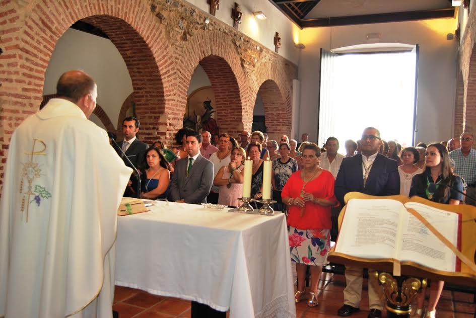 Celebrada la Solemne Misa en Honor a la Virgen de La Esperanza en La Redondela