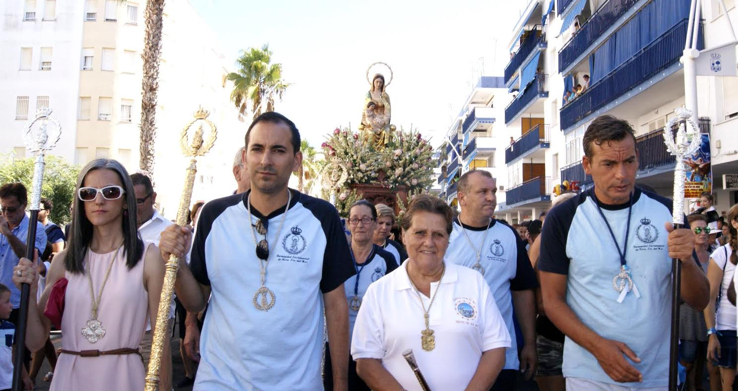 precesión Virgen del Mar 2016