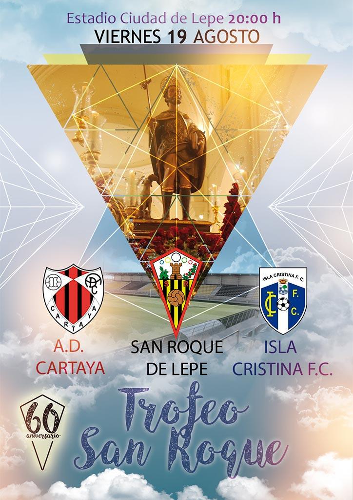 El Isla Cristina FC en el XX Trofeo San Roque de Lepe