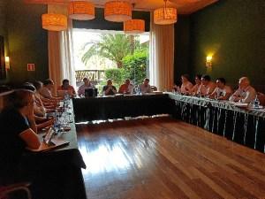 XV Congreso de AJDEPLA en Islantilla