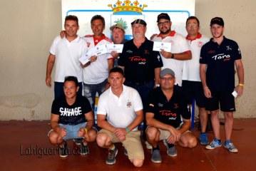 IV Open Internacional de Petanca en Isla Cristina 2ª parte