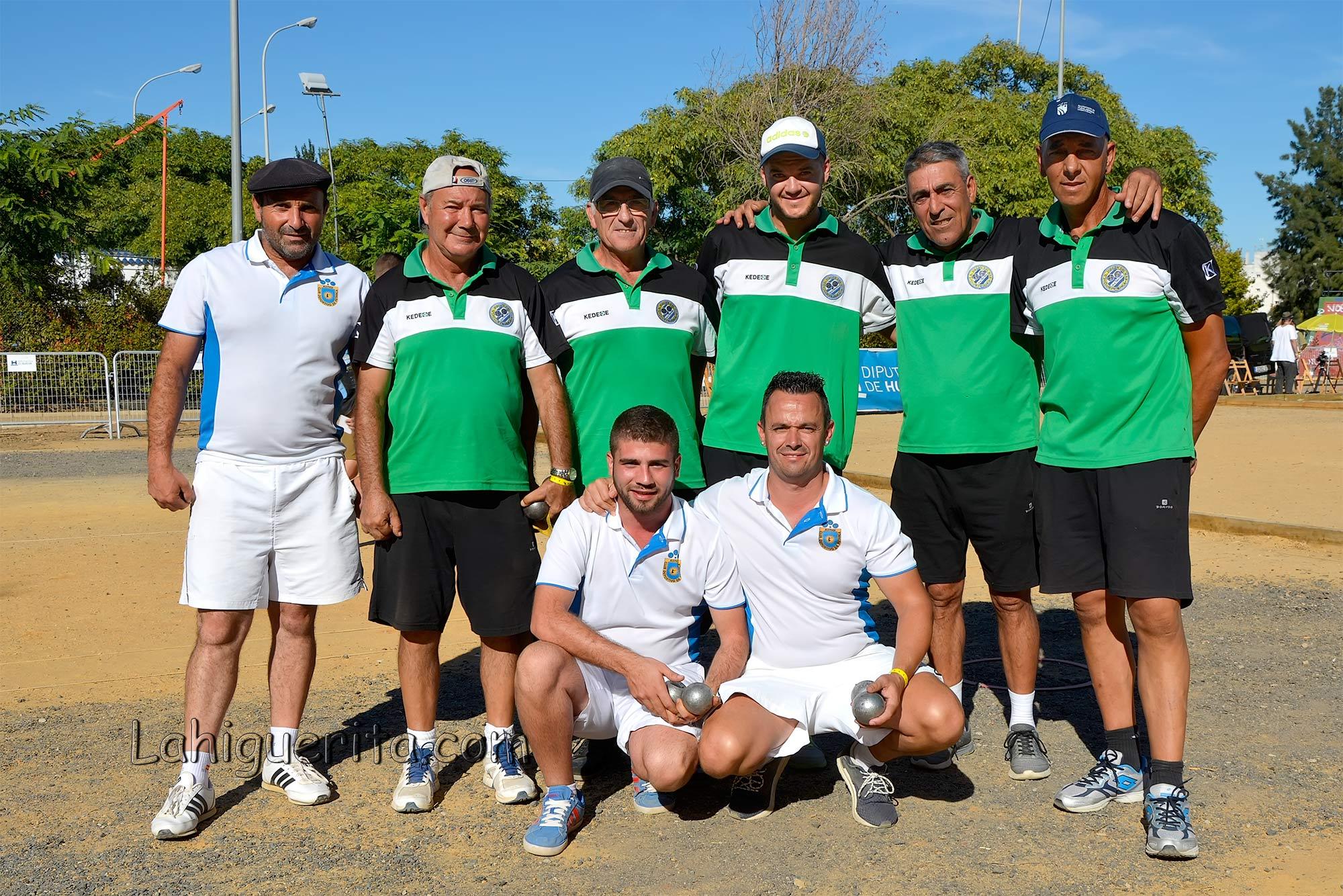 Liga Andaluza de Clubes Copa de la Federación de Petanca