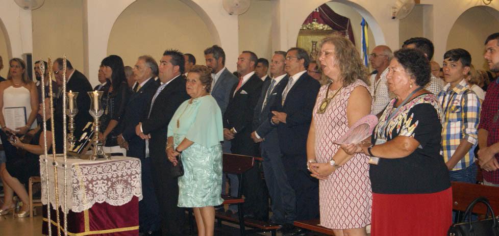 Misa en Honor a Nuestra Señora la Virgen de las Mercedes de Isla Cristina