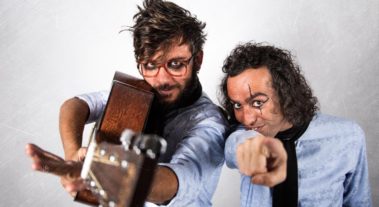 El dúo isleño Antílopez a la reconquista de los escenarios españoles