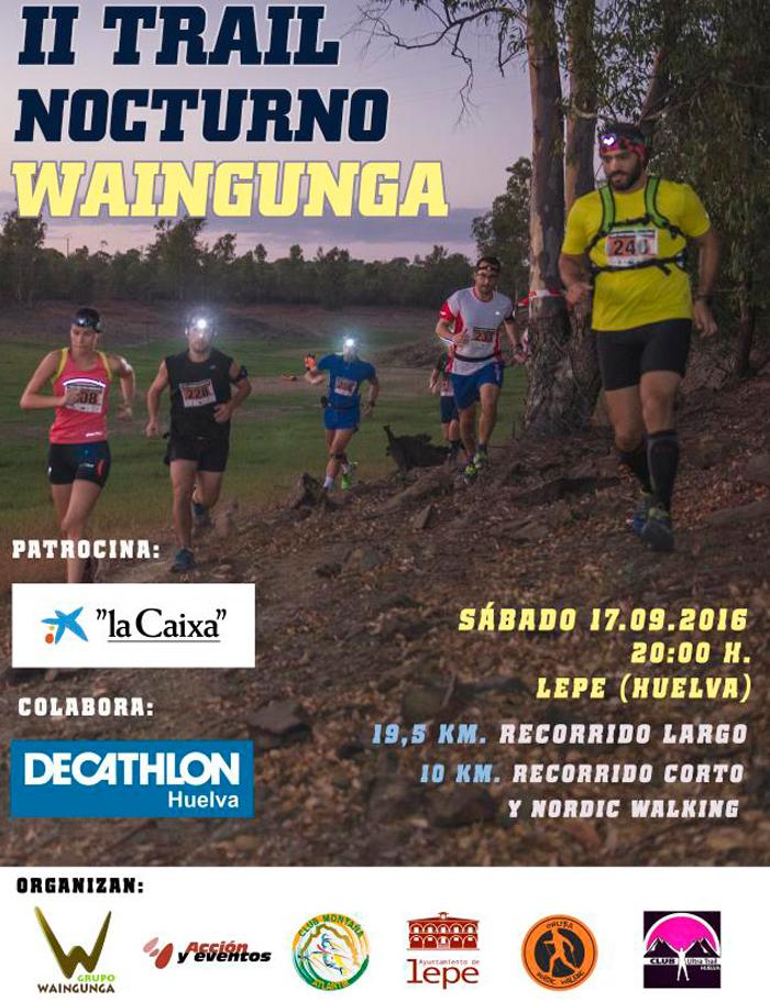 II Trail-NW Nocturno Waingunga