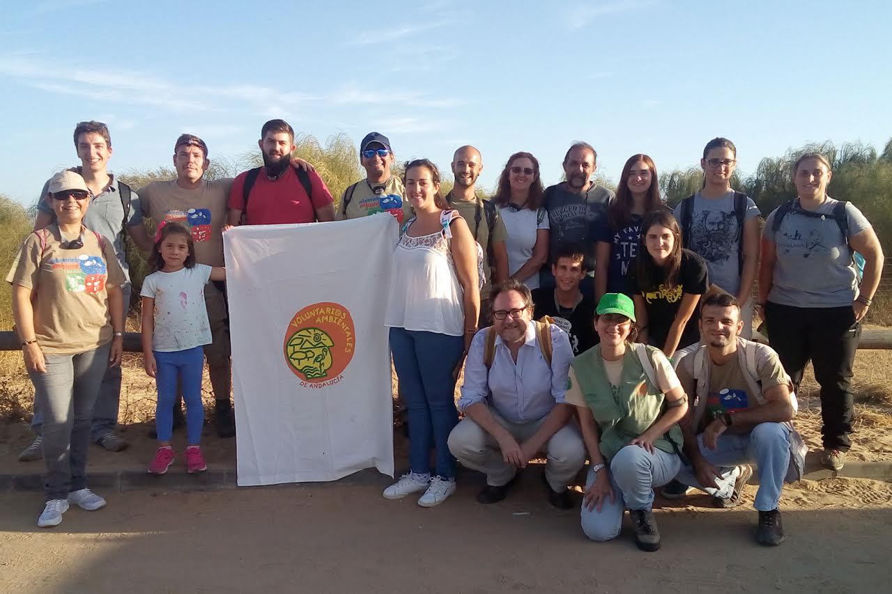 Valoración de la Acción de Voluntariado Ambiental 'Censo del Camaleón Común en Islantilla'