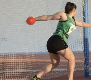 Aspiraciones para la nueva temporada de la atleta isleña Estela Cazorla
