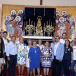 Los Patronos de la Punta del Moral visitan Isla Cristina