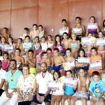 clausura curso piscina municipal