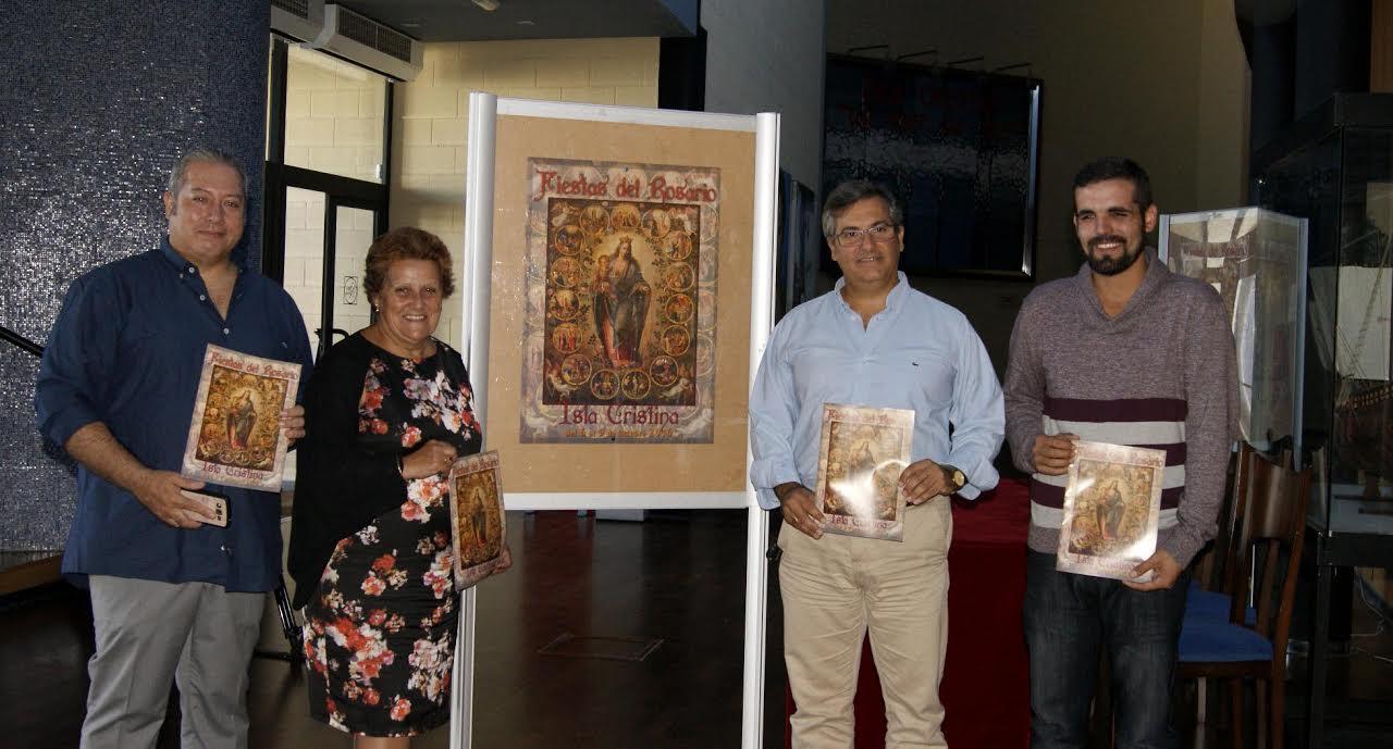 Presentacion revista fiesta del Rosario