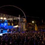 Espectacular inauguración del South Pop Festival 2016 de Isla Cristina