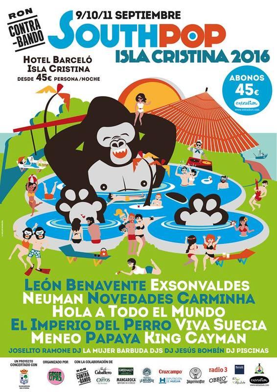 South Pop Isla Cristina, más que un festival