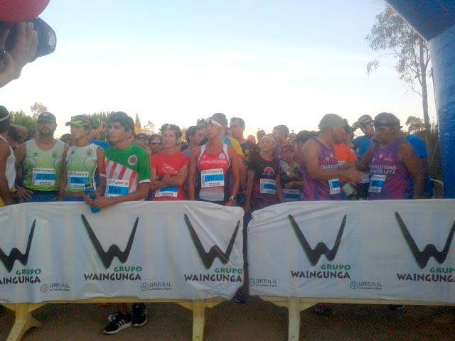 Los atletas Juan Pérez e Isabel Carrillo Ganan el II Trail – NW Nocturno Waingunga